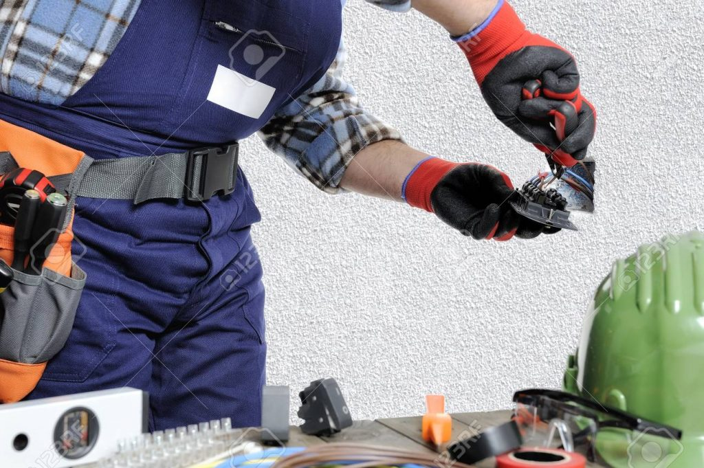 Safe Gloves As An Electrician
