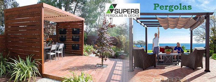 Outdoor Pergolas Adelaide