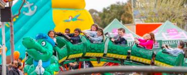 Ferris wheel hire Melbourne