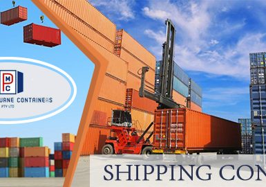 Rate of Shipping Containers