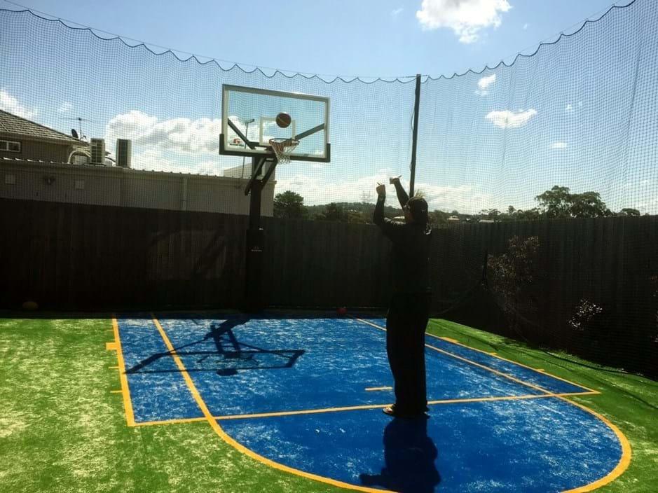 Tennis Court Installation Melbourne
